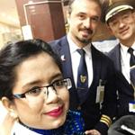 PAYEL SAHA<br/><span>Gulf Air(Customer Service Agent)</span>