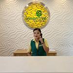 DIKSHA<br/> <span>Lemon Tree (Front Office Associate)</span>