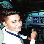 ARMAN KHA<br/><span>GoAir (Customer Service Executive)</span>